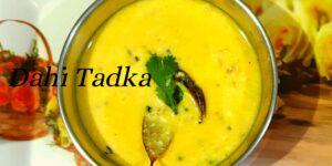 Dahi Tadka
