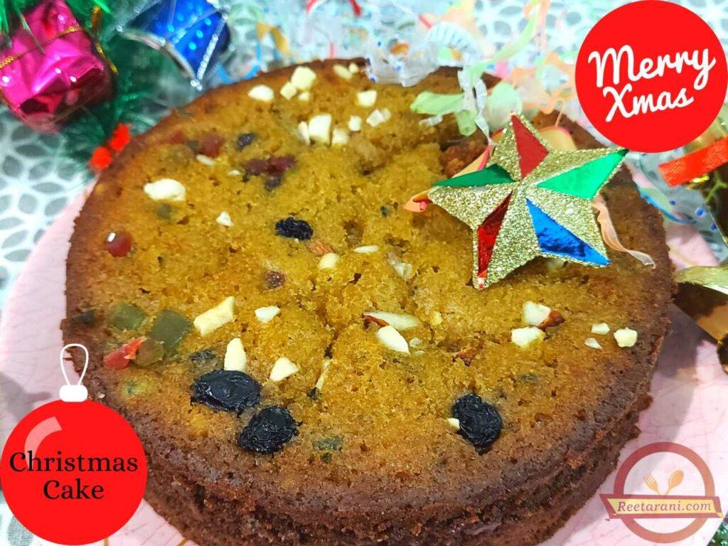 Christmas Plum Cake Recipe