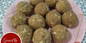 gond laddu benefits