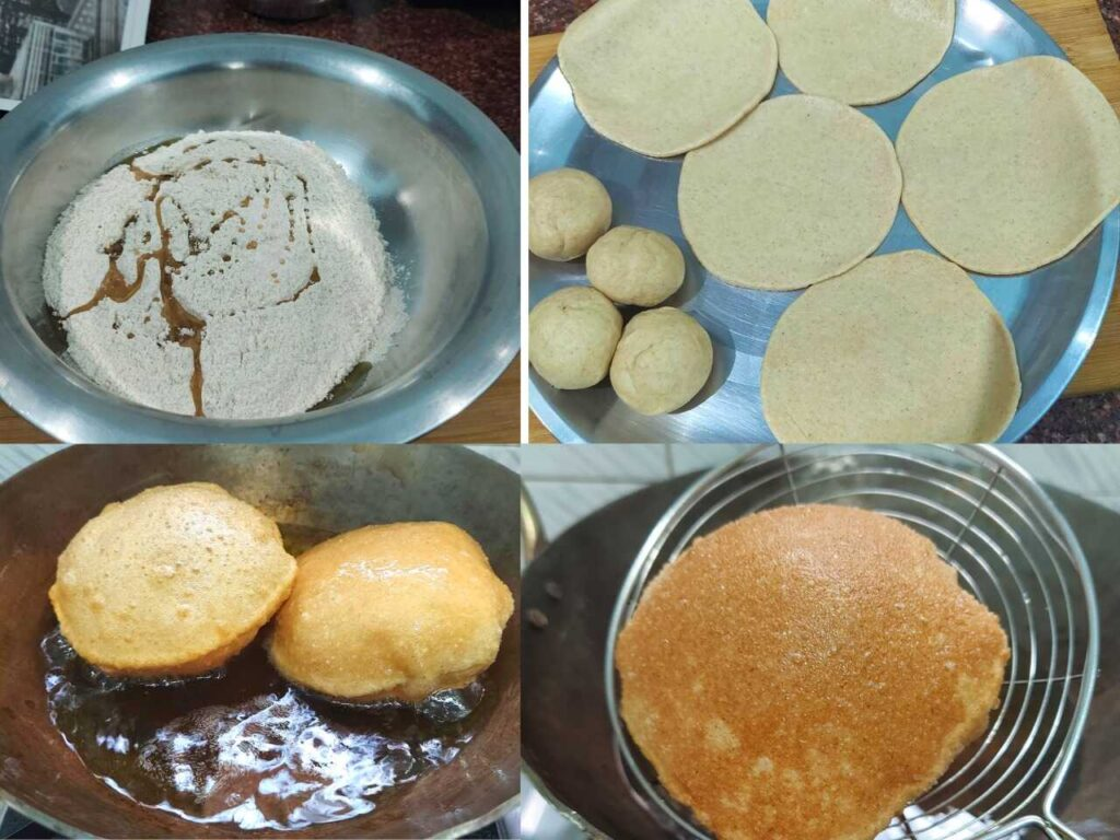 How To Make Poori Recipe