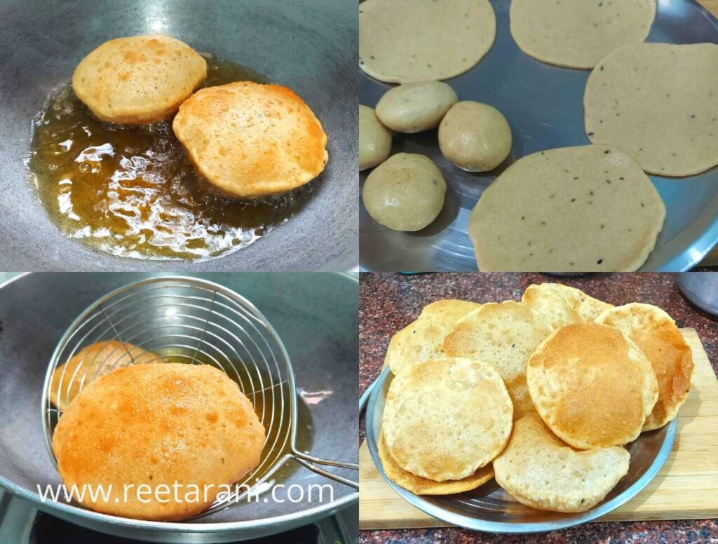How to Make Ajwain Poori
