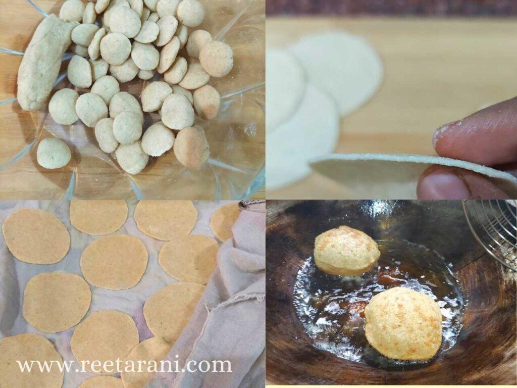How To Make Pani Puri Recipe