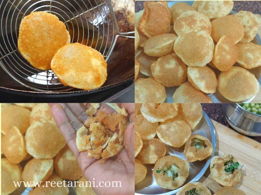Pani Puri Recipe in Hindi