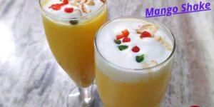 best mango shake recipe