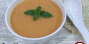 Lauki Tomato Soup