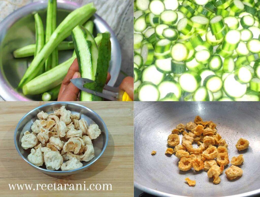 How To Make Zucchini Adori Vegetable