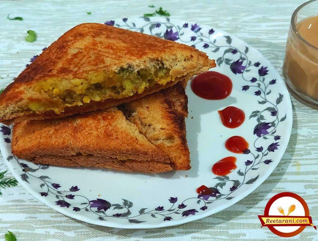 Tawa Aloo Sandwich